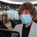 Танель Кийк о введении обязательного ношения масок: подойдет и самодельная маска, и шарф