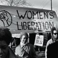 Naised oma õiguste nimel meelt avaldamas. (Foto: Wikimedia Commons)