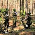 Kuperjanovi jalaväepataljoni ajateenijate eksam