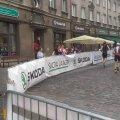 ВИДЕО | Смотрите, как проходит беговой этап таллиннского триатлона Ironman в Старом городе