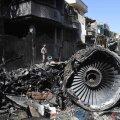 Raport: Pakistanis alla kukkunud reisilennuki piloot eiras kolm korda hoiatusi