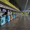 В аэропорту Риги установили бесконтактный автомат для сдачи анализов на Covid-19