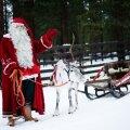 Soov jõuluvana külastada toob igal talvel Lapimaale kümneid tuhandeid turiste.