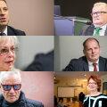 В председатели Центристской партии баллотируются шесть человек, в том числе Сависаар