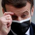 Prantsuse president Emmanuel Macron.