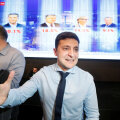 UKRAINA BLOGI | Heitluses riigipea koha pärast tõotab edu saata noort telekoomikut