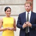 FOTO | Harry ja Meghan reageerisid lõpuks prints Philipi surmale: kuid kas hertsoginna ka matusele sõidab?