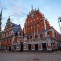 Правительство Латвии продлило комендантский час