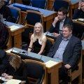Urmas Reitelmanni ENPA delegatsiooni liikmeks kinnitamine. Siret Kotka-Repinski ja Erki Savisaar.