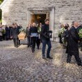 Jaak Joala matused