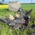Viljandimaal hukkus raskes liiklusõnnetuses inimene