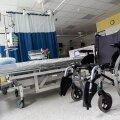 Haigla on arstidest ja haiglatest tühi