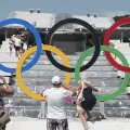 """DELFI В СОЧИ: Смотрите, чем живет Олимпийский парк в преддверии """"Формулы-1"""""""