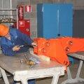 Tootmine Fortaco Narva tehases.