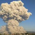 VIDEO | Maailma suuruselt kuuendal saarel hakkas purskama vulkaan