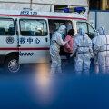 Hiina Hubei provintsis võeti koroonaviiruse diagnoosimisel kasutusele uus definitsioon ja juhtumite arv kasvas hüppeliselt