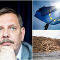 Taavi Aas EL-i kliimapaketist: bioenergiat ei tohi demoniseerida. Kuidas saame elektrit, kui tuul ei puhu ja päike ei paista?