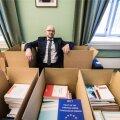 Peale kolimise ootab riigikohut ees esimehe vahetus, sest seni seda ametit pidanud Priit Pikamäest saab esimese Eesti juristina Euroopa Kohtu kohtujurist.