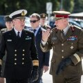 Eestisse saabus visiidile Iiri kaitseväe juhataja