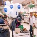 Вкусняшка или бяка? Посетители Prisma в Kristiine съели на открытии пекарни Fazer хлеб из 8400 насекомых
