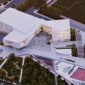 ЭСКИЗ   Смотрите, каким будет новый Маардуский культурный центр