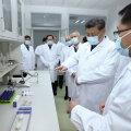 VIDEO | Hiina president Xi külastas koroonaviiruse üle kontrolli demonstreerimiseks Wuhani