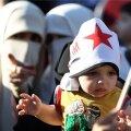 Süüria põgenikud.