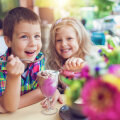 Kuhu lastega sööma minna? Vaata nimekirja Eesti kõige peresõbralikumatest toidukohtadest