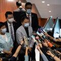 Peking nimetas Hongkongi parlamediliikmete protesti avalikuks väljakutseks oma võimule
