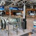 В Аэропорту Хельсинки теперь используют покрытие, которое уничтожает вирусы и бактерии