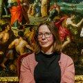 MADALMAADE KUNSTI ASJATUNDJA: Greta Koppel usub, et Madalmaade vanema maalikunsti fantaasiarikkaid ja tehniliselt meisterlikke teoseid on võimalik hinnata ka ilma põhjalike eelteadmisteta.
