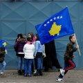 Kosovo lapsed oskavad iseseisvusest lugu pidada