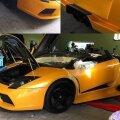Jaanus Vingi Lamborghini