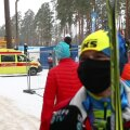 ВИДЕО DELFI | Президент ЭР Керсти Кальюлайд на финише Тартуского марафона: думала, что будет гораздо тяжелее