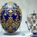 Peter Carl Fabergé sai kogu maailmas kuulsaks omanimelise juveelitootega, mida hakati jutsuma Fabergé munaks.