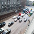 Narva maantee liiklus läheb lukku.