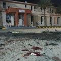 Tripolis tabas sõjaväekooli raketirünnak: surma sai 30 inimest