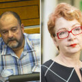 Пикировавшиеся в ходе избирательной кампании центристы Тоом и Стальнухин победили на выборах в Ида-Вирумаа