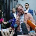 Sel nädalal ootamatult süüdistustest vabastatud ajakirjanik Ivan Golunov.