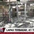 VIDEO | Indoneesia vanglapõlengus hukkus üle 40 kinnipeetava