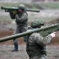 Kreml: Vene väed jäävad Ukraina piirile nii kauaks, kui Venemaa juhtkond seda otstarbekaks peab