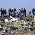 Ethiopian Airlinesi piloodid järgisid väidetavalt enne lennuki allakukkumist Boeingu hädaprotseduuri