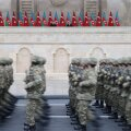 ВИДЕО | Военный парад в Баку: Эрдоган не считает конфликт в Нагорном Карабахе завершенным