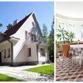 ФОТО │ Дом 30-х годов в Кейла-Йоа с интересной историей восстановил свой роскошный облик и ждет новых хозяев