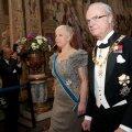 Evelin Ilves ja Rootsi kuningas Carl XVI Gustaf