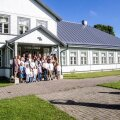 Nõva koolis käib 15 last ja selle lasteaias veel viis põngerjat.