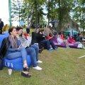 Arvamusfestivalile tuli vihmast hoolimata kokku üle 9000 inimese