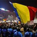 VIDEO ja FOTOD: Rumeenia valitsus dekriminaaliseeris iseenda korruptsioonikuriteod – rahvas tuli tänavatele