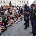 Meeleavaldus vahistatud geiaktivisti toetuseks