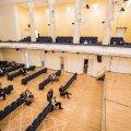 Meenutus ühest kevadisest kontserdist Estonia kontserdisaalis. Hajutamine oli toona tõesti suure algustähega.